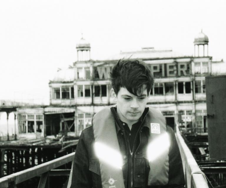 Benjamin Biolay à Brighton