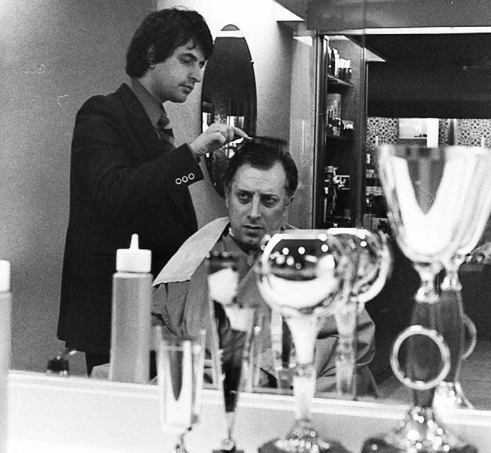 Raymond Moretti Paris 1980